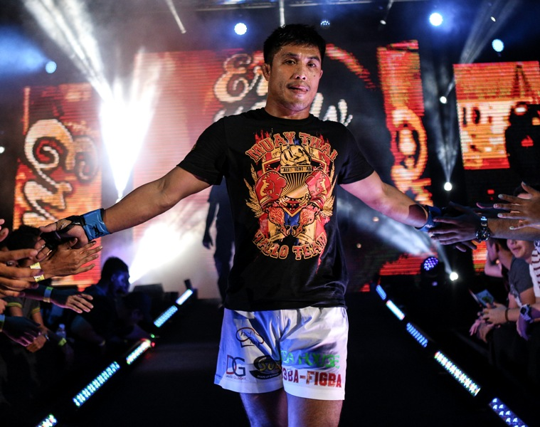 Eric Kelly |ONE Championship photo