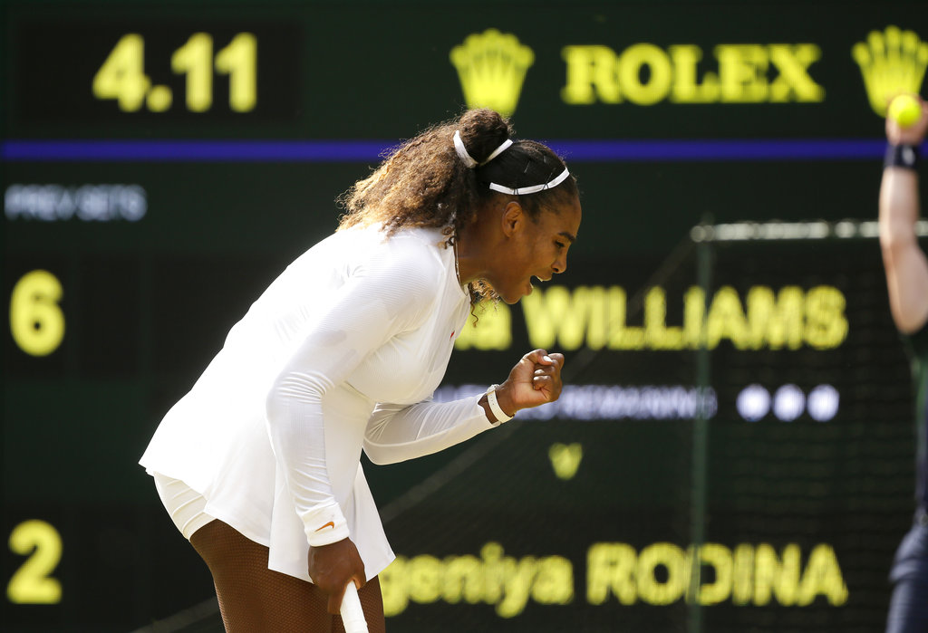 Serena Williams (AP photo)