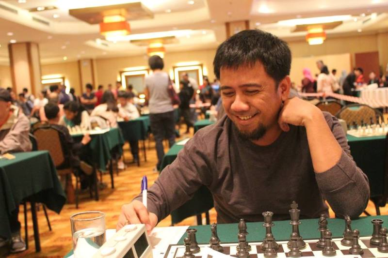 Dimakiling wins Malaysia chess tournament