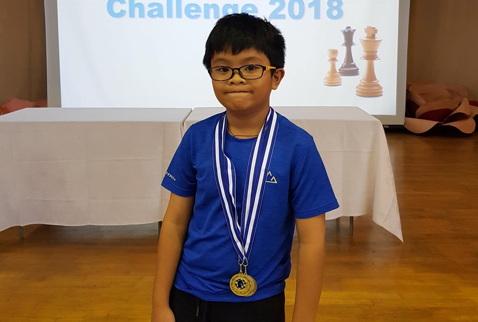 9-year-old Pinoy prevails at two International Chess tourneys