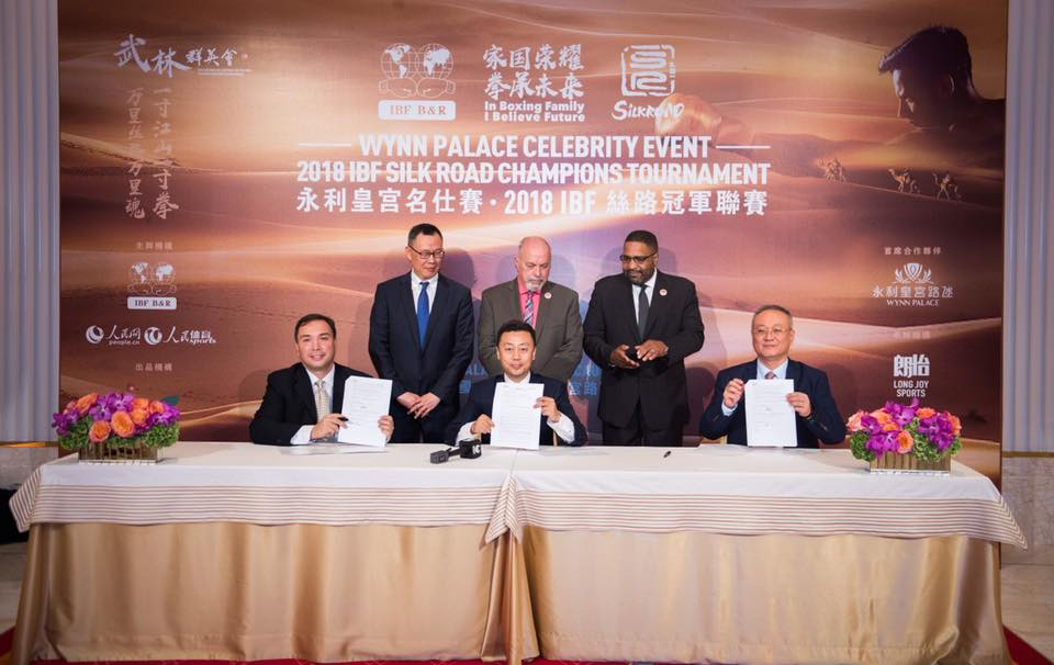 PH, China to boost Asian boxing