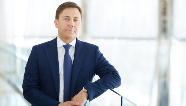 Maxim Frolov, Vice President of Global Sales at Kaspersky Lab