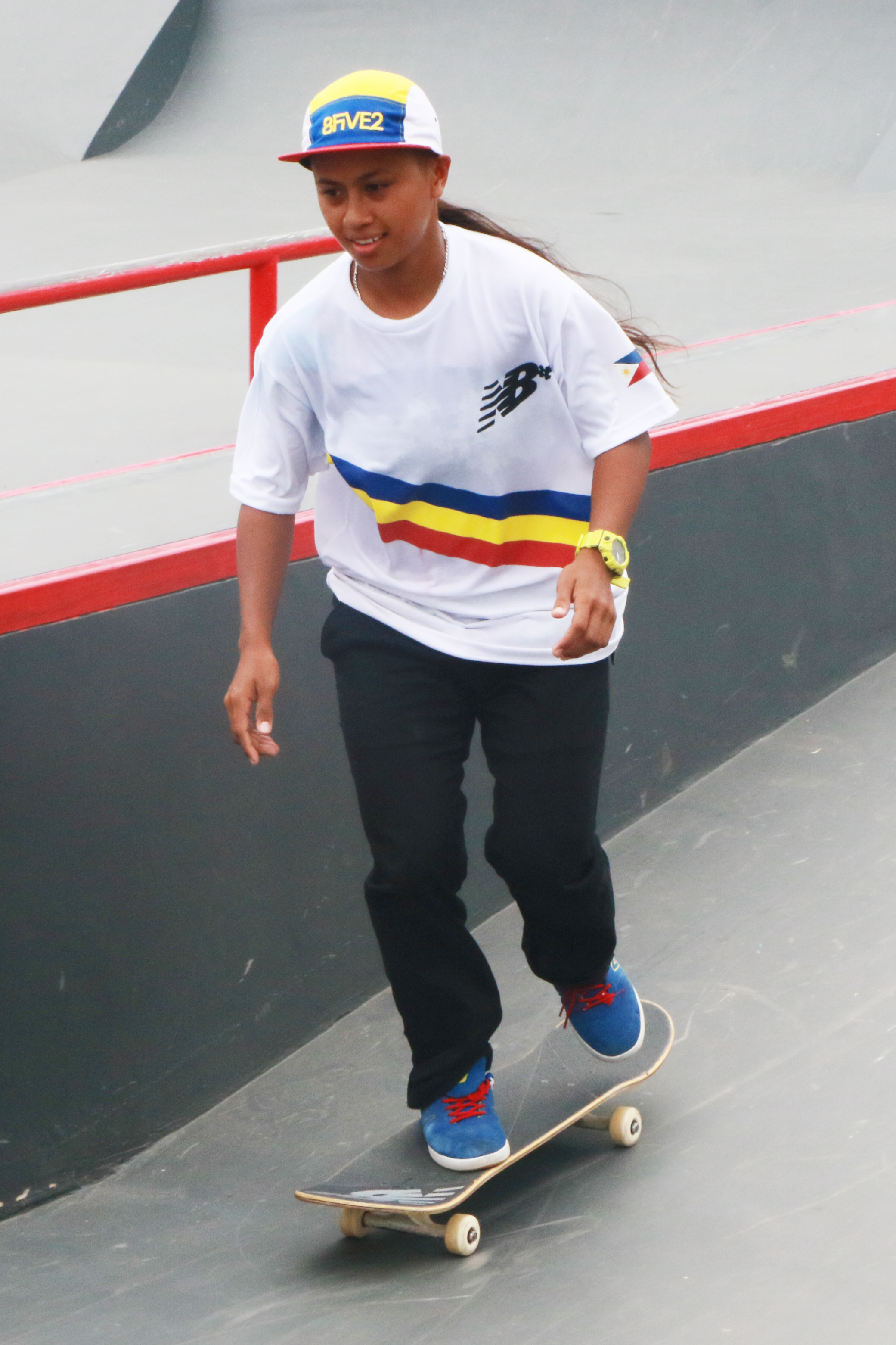 PH skaters out to contribute in SEA Games campaign