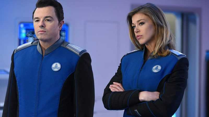 'The Orville' season 3 will be the last of this Seth MacFarlane series