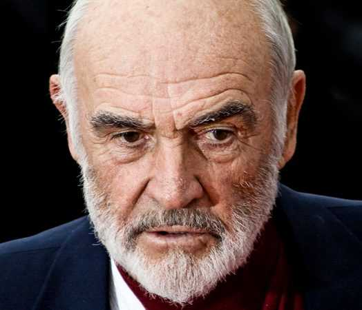Legendary British actor Sean Connery passes away