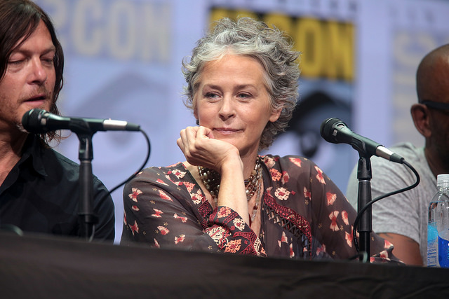 'Walking Dead' panel called off