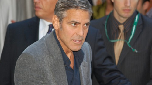 George Clooney | Courtney via Flickr