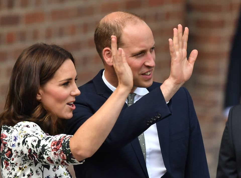 Does Kate Middleton Have Baby Fever? Duchess Jokes About Having More Babies With Prince William