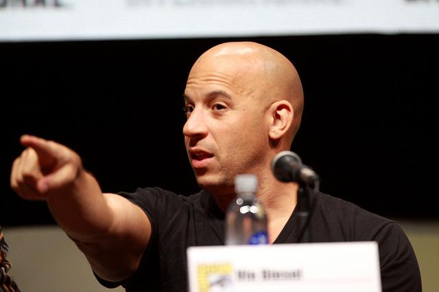 Vin Diesel to star in 'Miami Vice' reboot