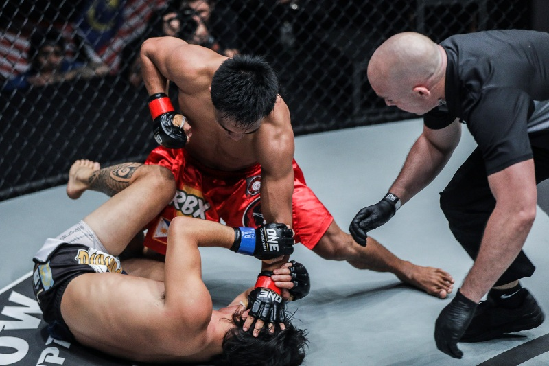 Kevin Belingon | ONE Championship photo
