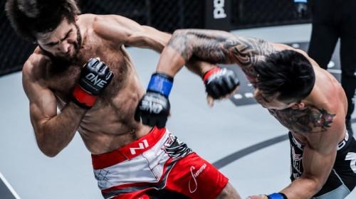 Gafurov vs Nguyen | ONE Championship photo