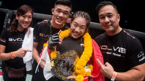 Lee Family | ONE Championship