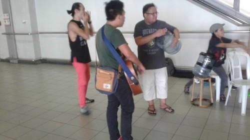 Araneta jammer passenger 2