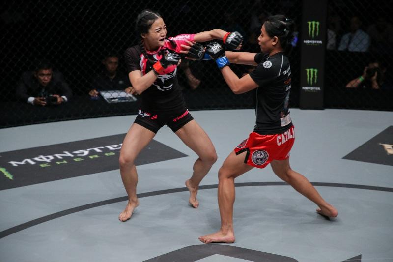 Rika Ishige vs Jomary Torres | ONE Championship