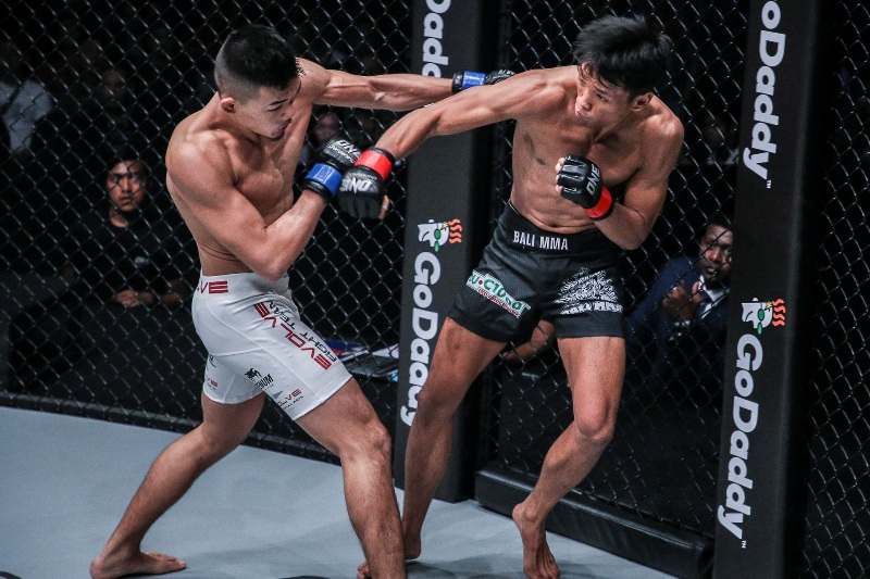 Christian Lee (L) vs. Keanu Subba (R) | ONE Championship
