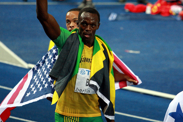 Bolt predicts world records tough to beat in next 15-20 years