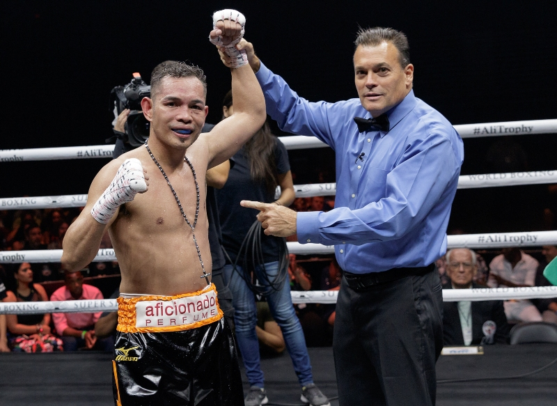 World Boxing Super Series: Donaire to face Tete replacement Young