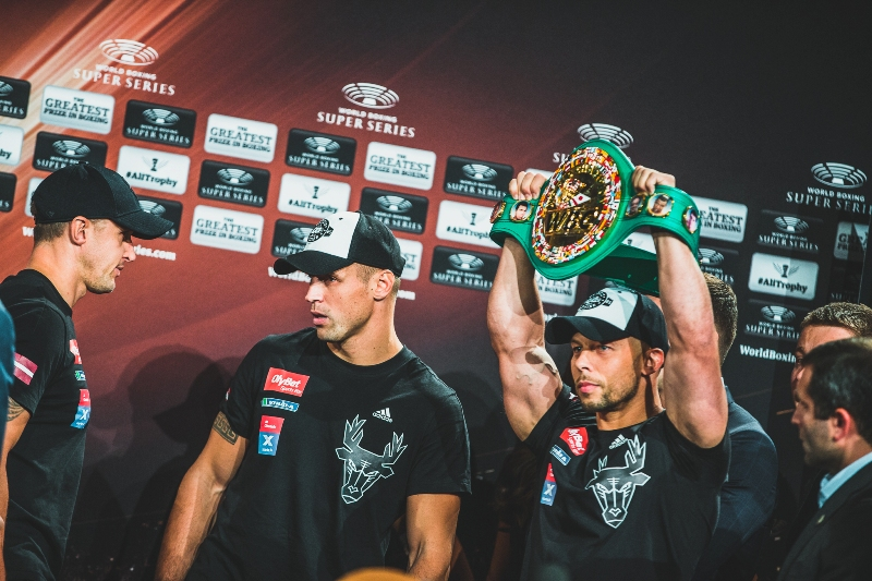 WBC Champion Mairis Briedis (contributed photo)
