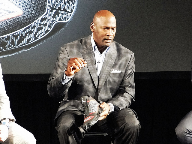 Michael Jordan giving $100 million for racial equality, justice