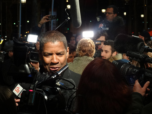 Denzel Washington | Elen Nivrae/ Flickr