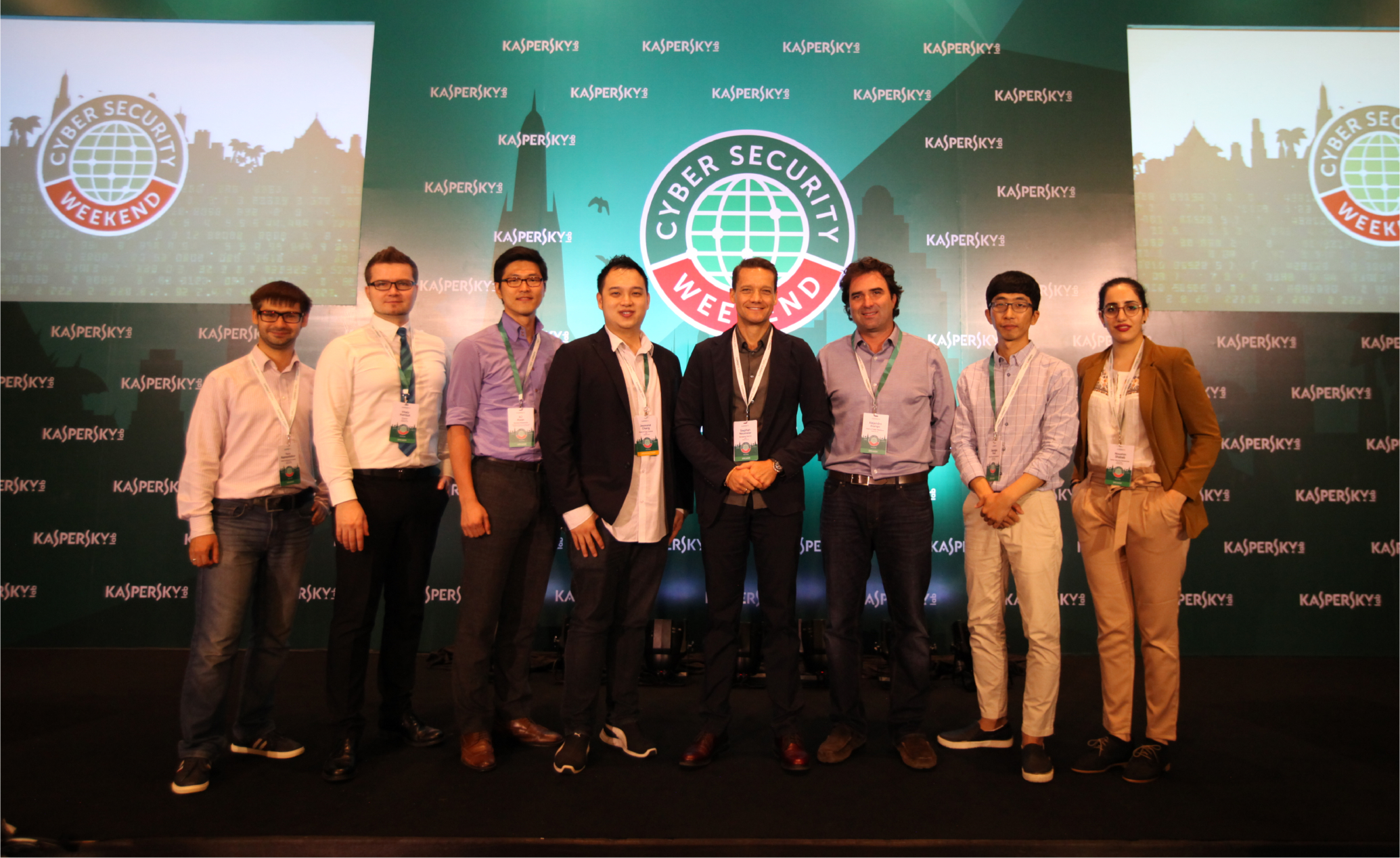 Kaspersky Lab Unravels the Truth on Cyber Espionage at its 3rd APAC Cyber Security Conference