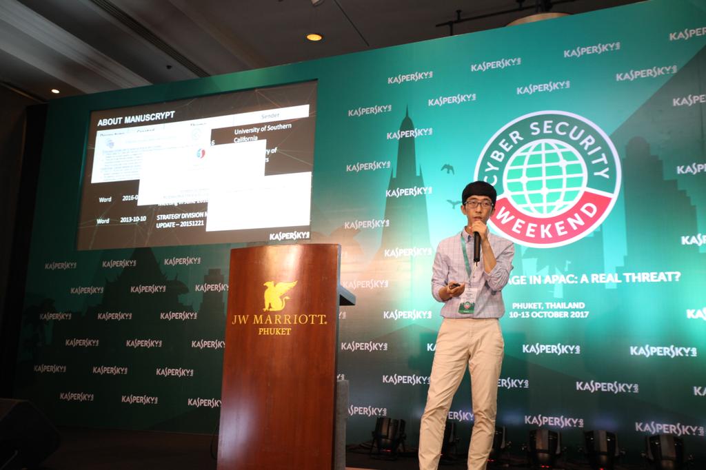 Kaspersky Lab latest news & update: Servers hacked
