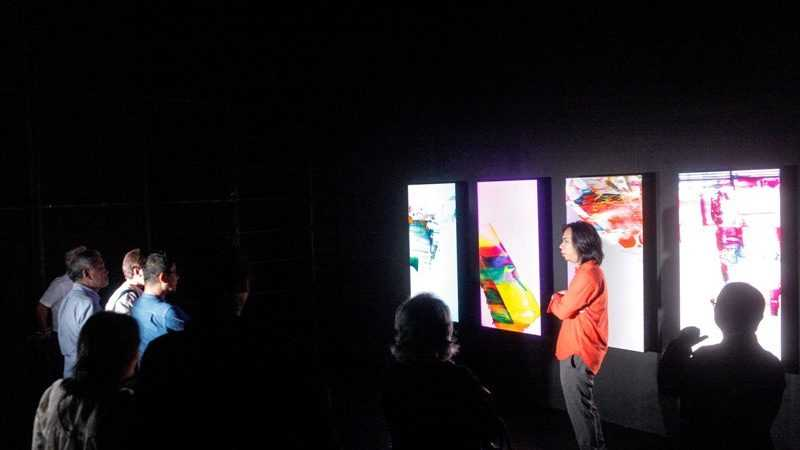 WSK Axis 2017 festival opens at College of Saint Benilde's creative playground