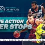 Basketball Champions League Mobile App