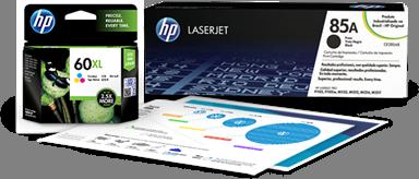 Original HP inkjet print cartridges promises reliable printing performance
