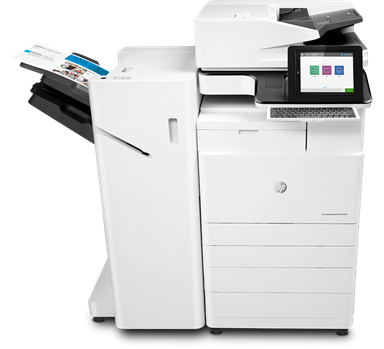 HP Managed Print Services boost enterprise security, productivity, profitability