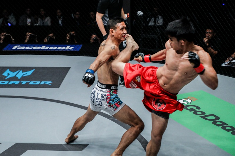ONE Championship: Pacio steadfast in pursuit  of lifelong dream