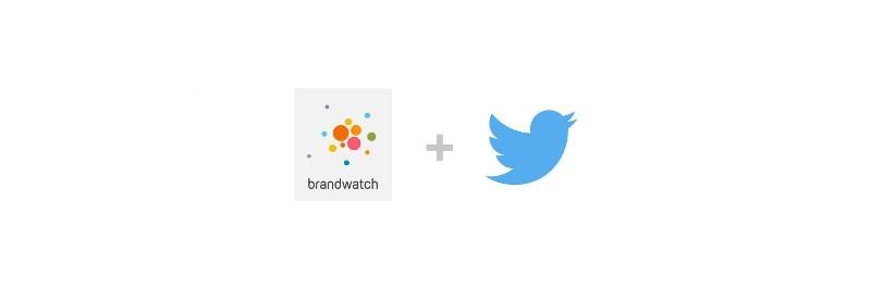 Twitter and Brandwatch