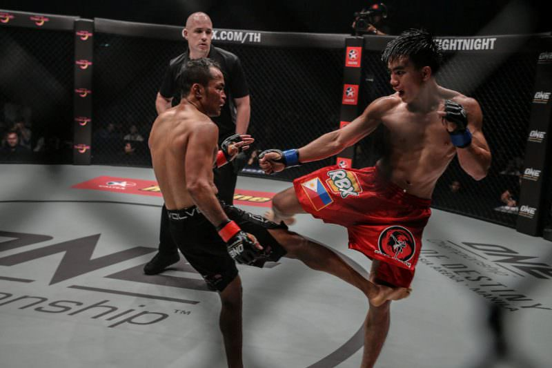 ONE Championship: Pacio's road to redemption begins