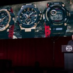 G-SHOCK 35th Anniversary Press Conference (Photo Credit: Ryan Muir)