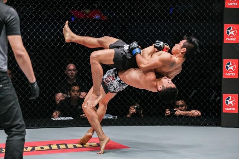 Peng Xue Wen vs Phat Soda (ONE Championship photo)