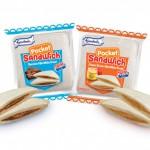 Gardenia Pocket Sandwich