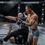 Roy Doliguez (ONE Championship photo)