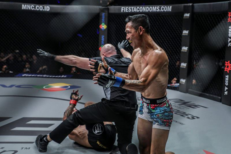 ONE Championship: Doliquez banking on experience against 'The Passion'