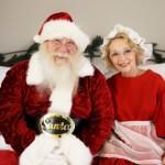 Santa Claus Sleep Number