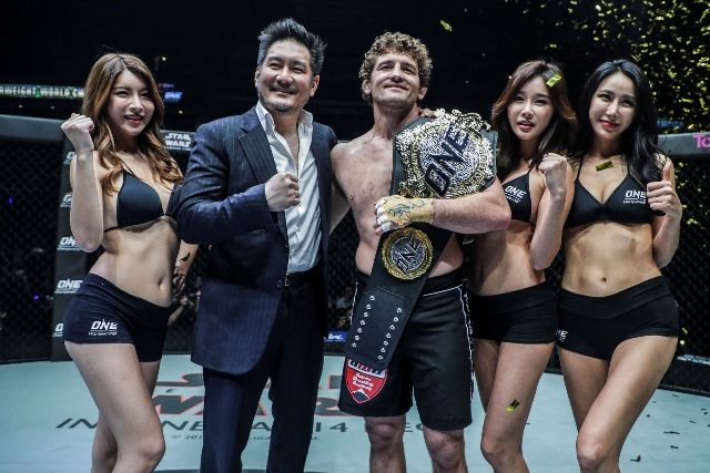 ONE Championship Latest News and Results: Ben Askren makes short work of Aoki