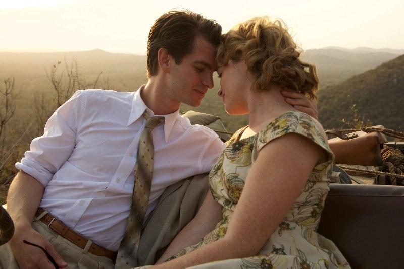 Movie critics praise Andrew Garfield, Claire Foy performance on 'Breathe'