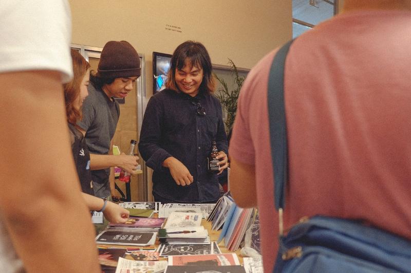 Komura book fair celebrates different forms of storytelling