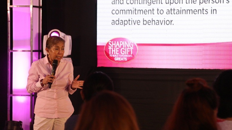 Dra. Leticia Ho, Clinical Psychologist/Neurotherapist and President of Philippine Center for Gifted Education