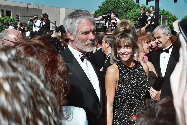 Jane Fonda holds fundraiser on 80th birthday