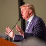 Donald Trump (photo by Matt Johnson/ Flickr)