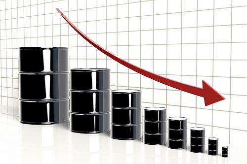 US oil prices end above $60 for 1st time in more than two years