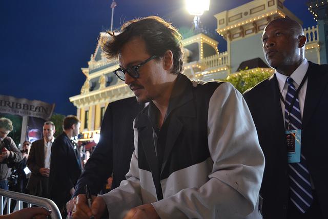 JK Rowling, Warner Bros. back Johnny Depp
