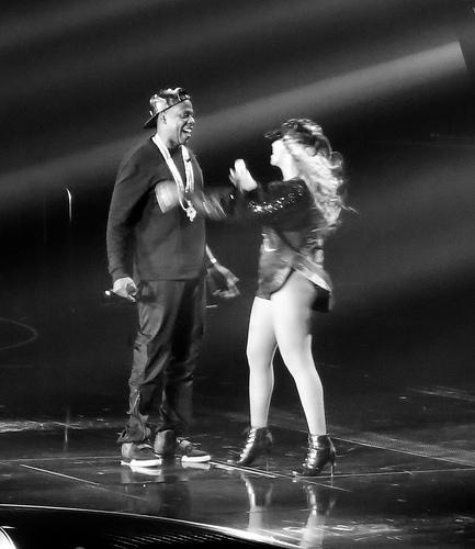 Jay-Z, Beyonce imagine daughter as US leader