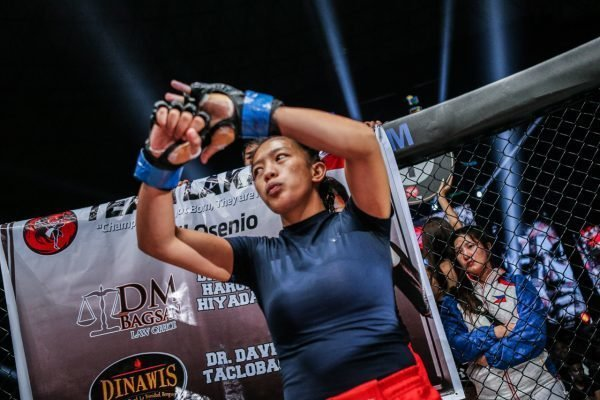 ONE Championship news: April Osenio motivated after earning diploma