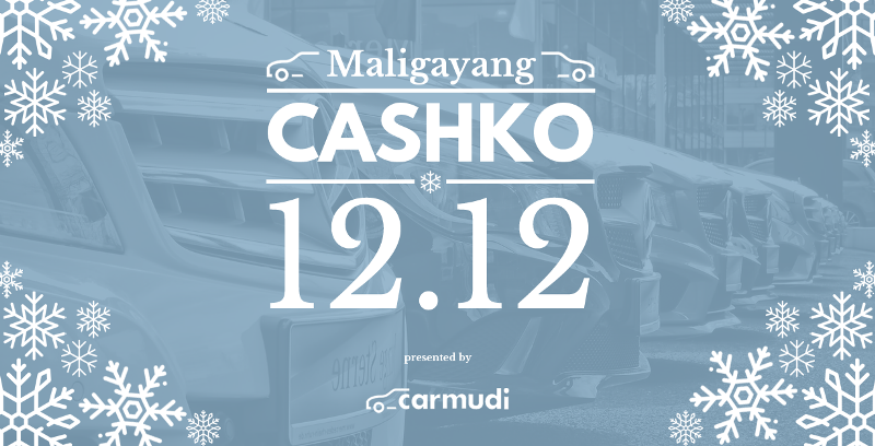 Carmudi PH Lights Up the Holidays with P20,000 Cashback Raffle Promo